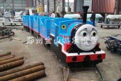 托马斯小火车炫丽登场